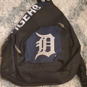 Detroit Tigers Sling Backpack